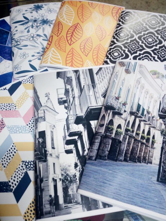 Quaderni puntinati esclusiva Lo Scarabocchio handmade