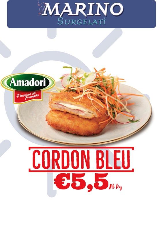 Cordon Bleu € 5.5 al kg