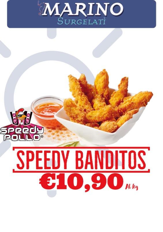 Speedy Banditos € 10.90 al kg