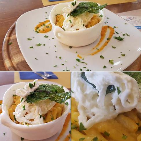 A pranzo e a cena, puoi decide di coccolarti con la qualità e il gusto!