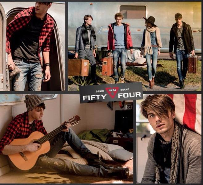 Fifty Four - Nuovi Arrivi Denim