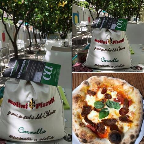 Le Nostre Eccellenze: Molini Pizzuti, Grani Antichi del Cilento - Carosella macinata a Pietra