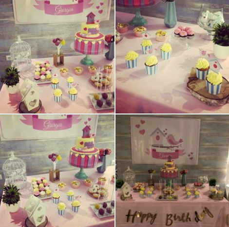 Birdy's party