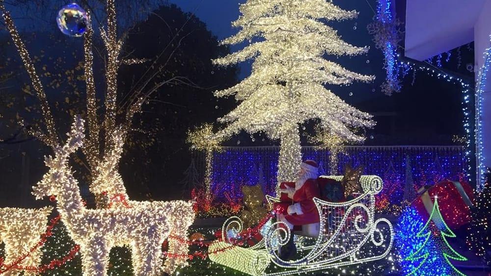 Il 16 novembre si Inaugura il Villaggio di Babbo Natale a Salerno