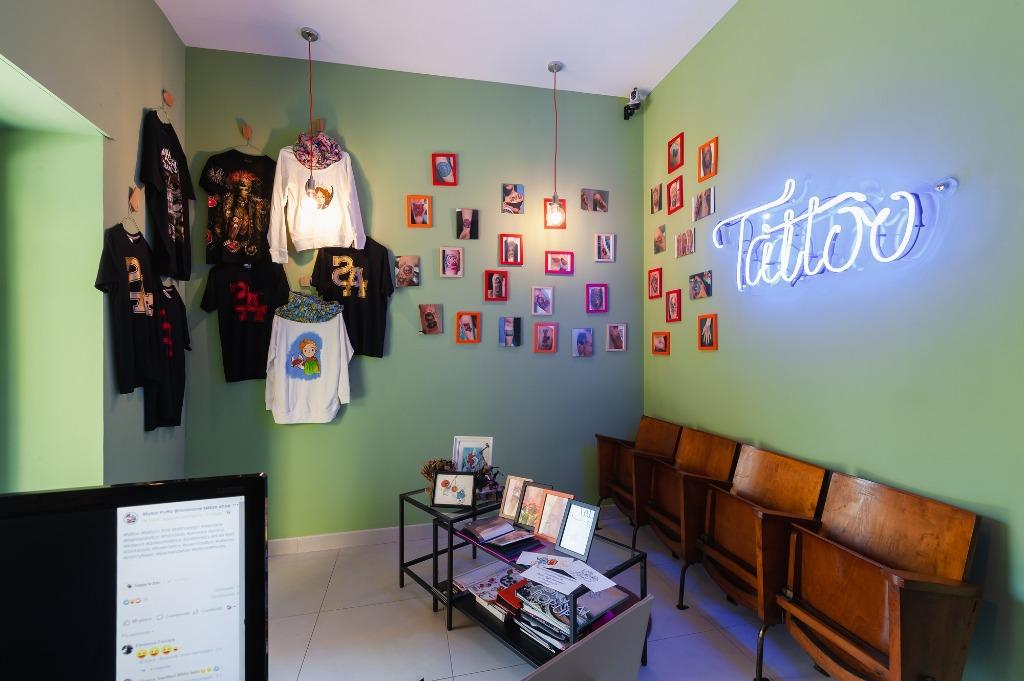 Studio Puffo Brontolone Tattoo