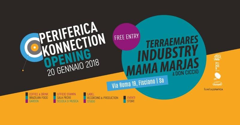 Periferica Konnection, un nuovo locale per una consolidata realtà musicale e non solo