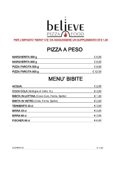 Pizza a Peso