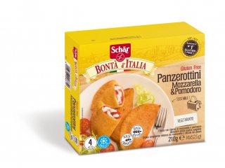 Schar Panzerottini mozzarella e pomodoro
