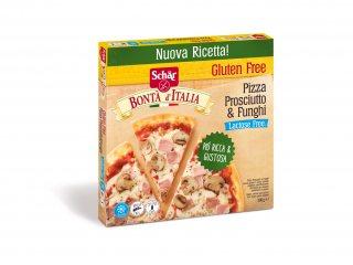 Schar Pizza prosciutto e funghi