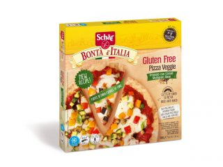 Schar Pizza Veggie ai cereali