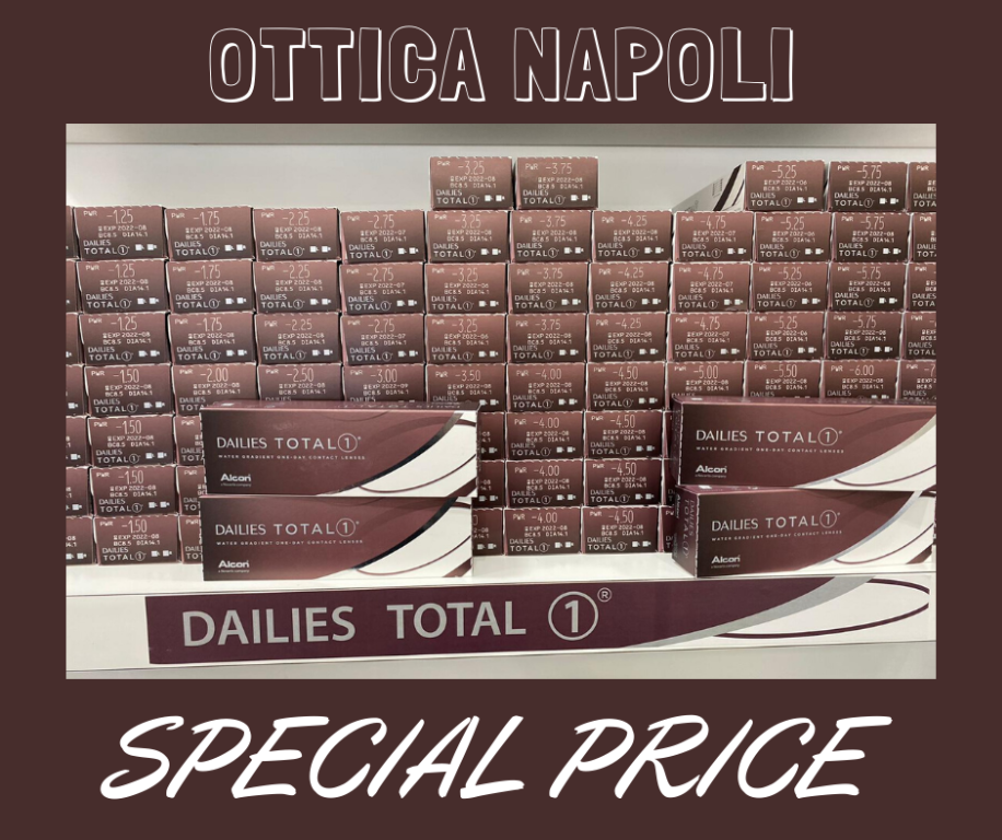 DAILIES TOTAL 1 Special Price