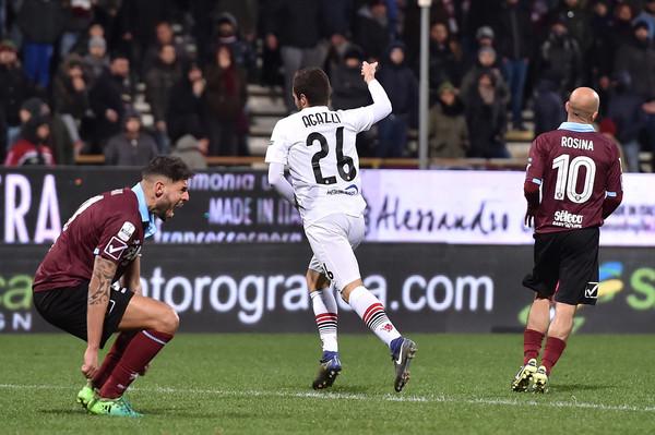 La Salernitana è già in vacanza. Sconfitta a Foggia per 1 a 0