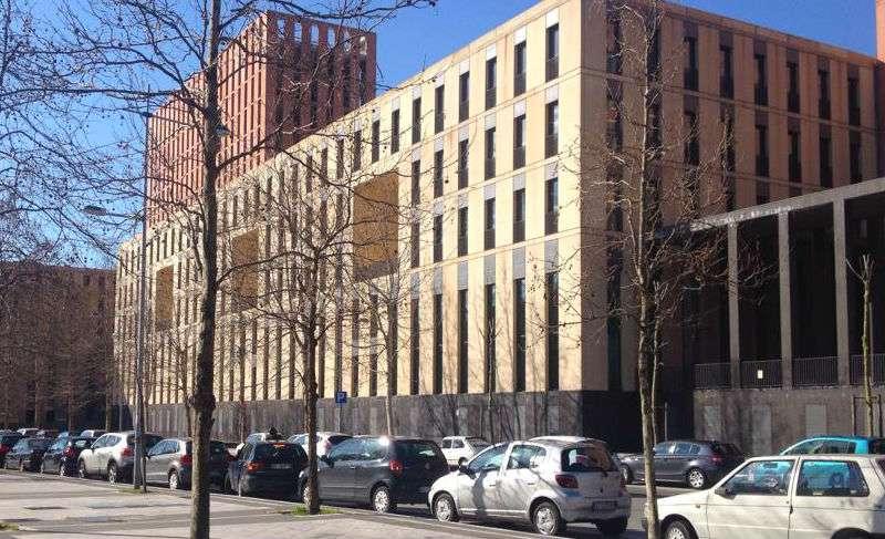 Violenta lite tra avvocati alla Cittadella Giudiziaria di Salerno