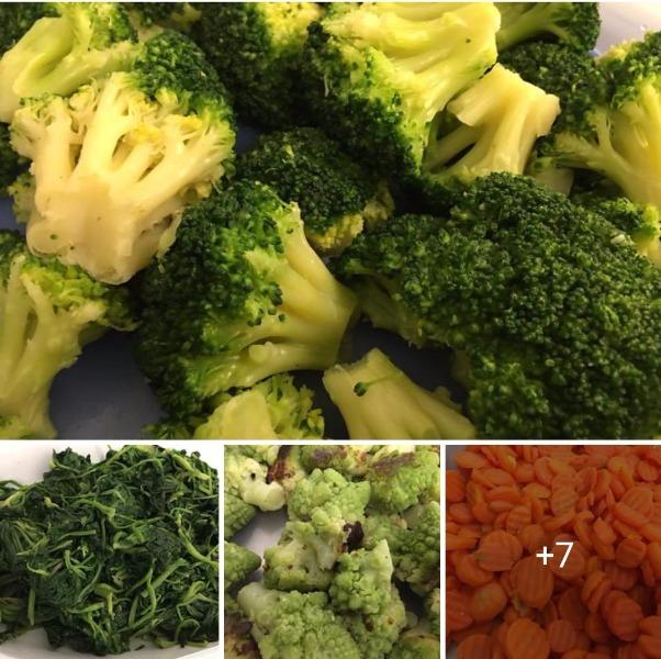 Menù fisso ogni giorno a pranzo Con verdure di stagione