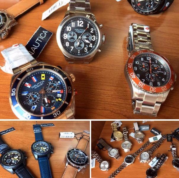 Nuovi orologi maschili e femminili firmati #Nautica, #Pinko, #JustCavalli, #Sector, #LiuJo, tutti scontati del 30%
