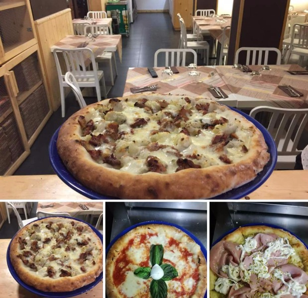 Pizze senza glutine