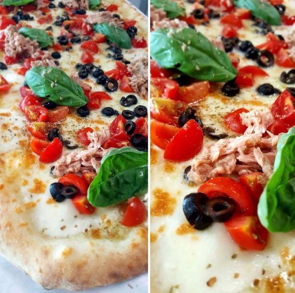 Pizze a metro. Fragranti, leggere e gustosissime