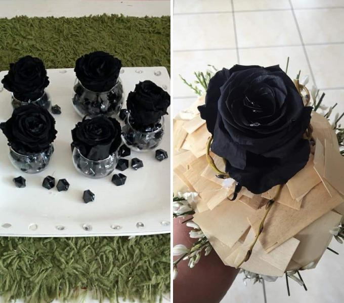 Black Rose. Fascino, eleganza, passione