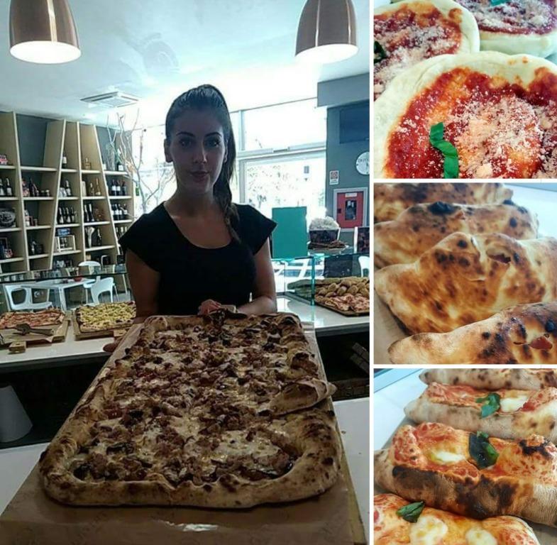 A pranzo la nostra pizzeria è quanto di più goloso e salutare si cerchi