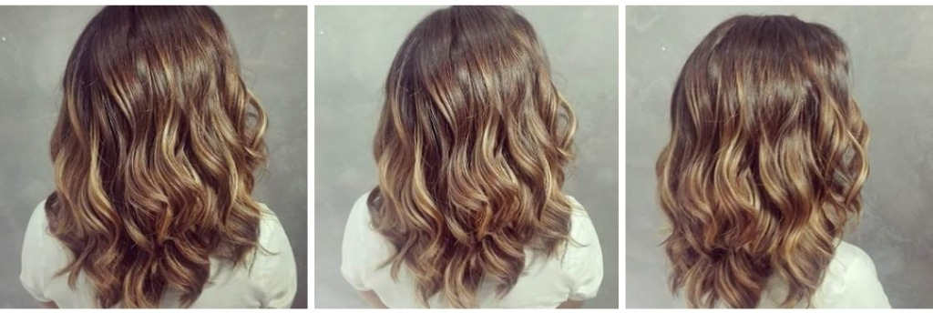 Waves Balayage OilColor