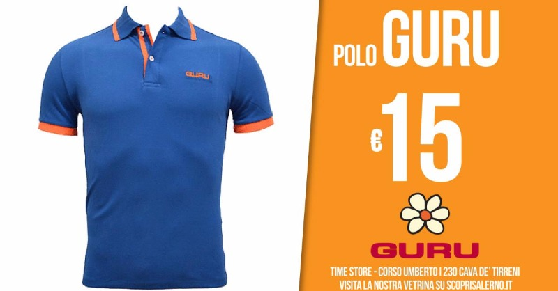Polo Guru € 15