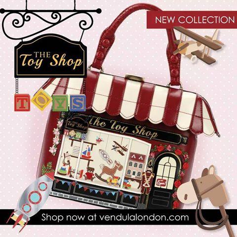The Toy Shop Vendula