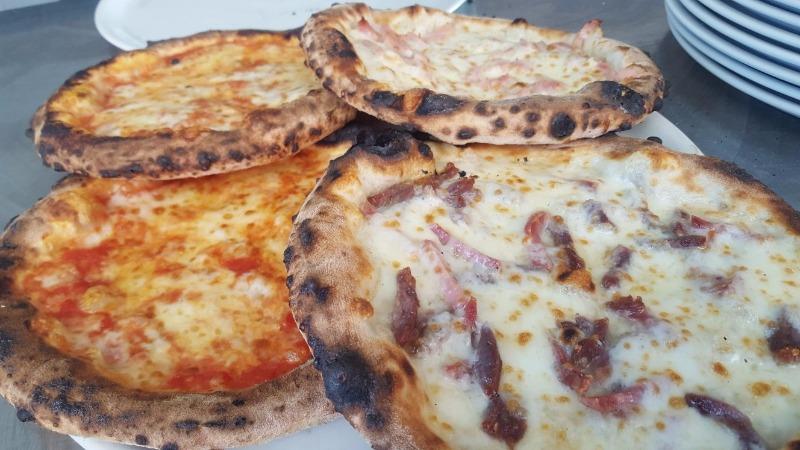 Pizze, pizze e ancora pizze
