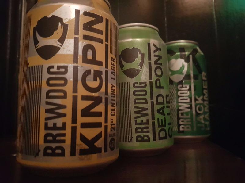 Birre BrewDog