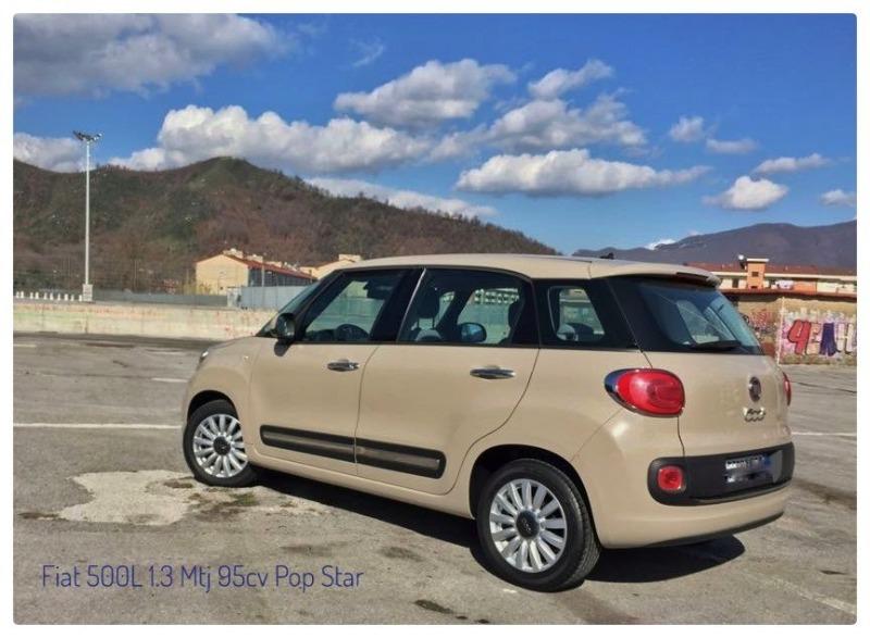Fiat 500L 1.3 Mtj 95cv Pop star imm.ta 2016 km 52.000