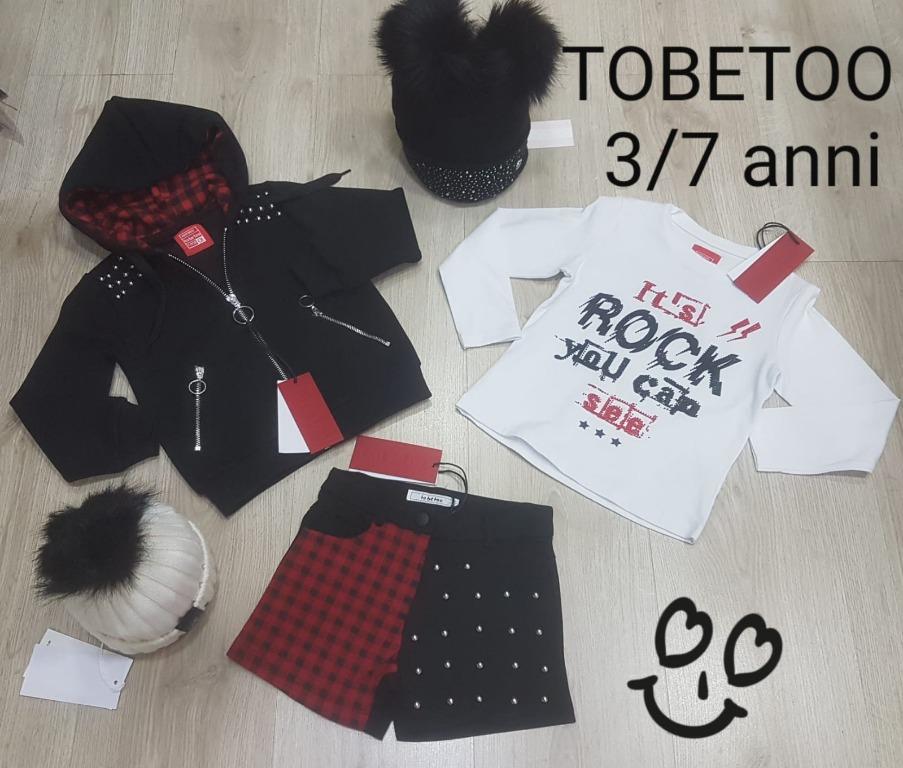 Tobetoo 3/7 anni