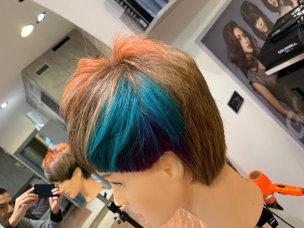 Pop Art con remix color zoom 2019