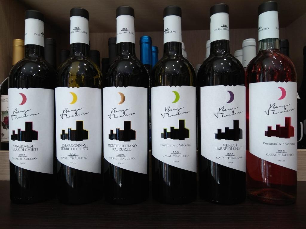 Ancora novità al Candy Wine... Tre bottiglie a scelta euro 12