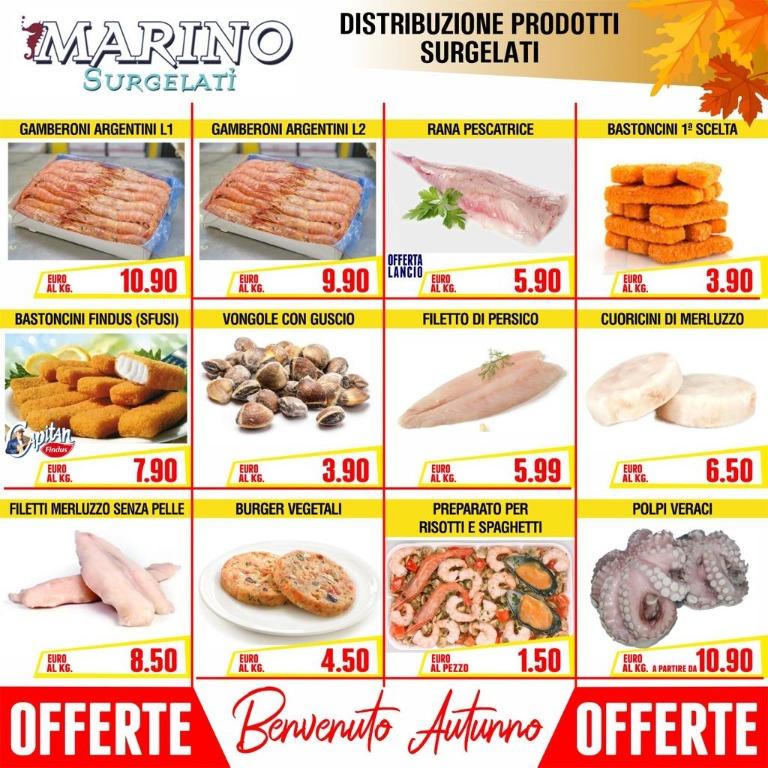 Offerte Marino Surgelati