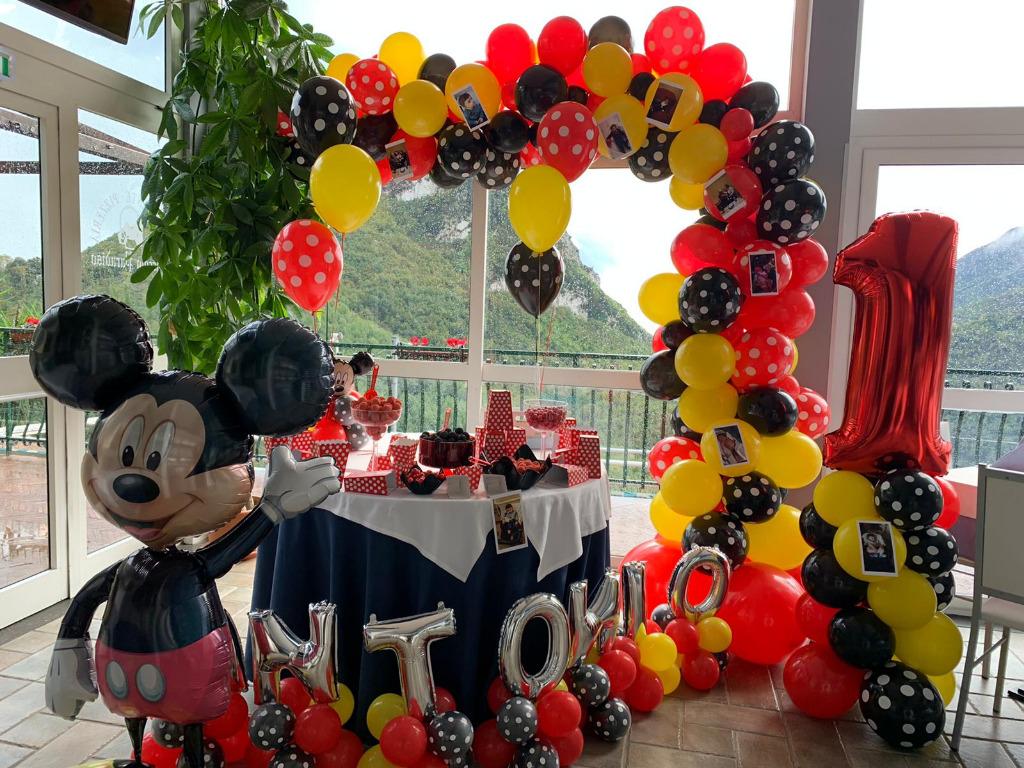 Festa a tema  #topolino