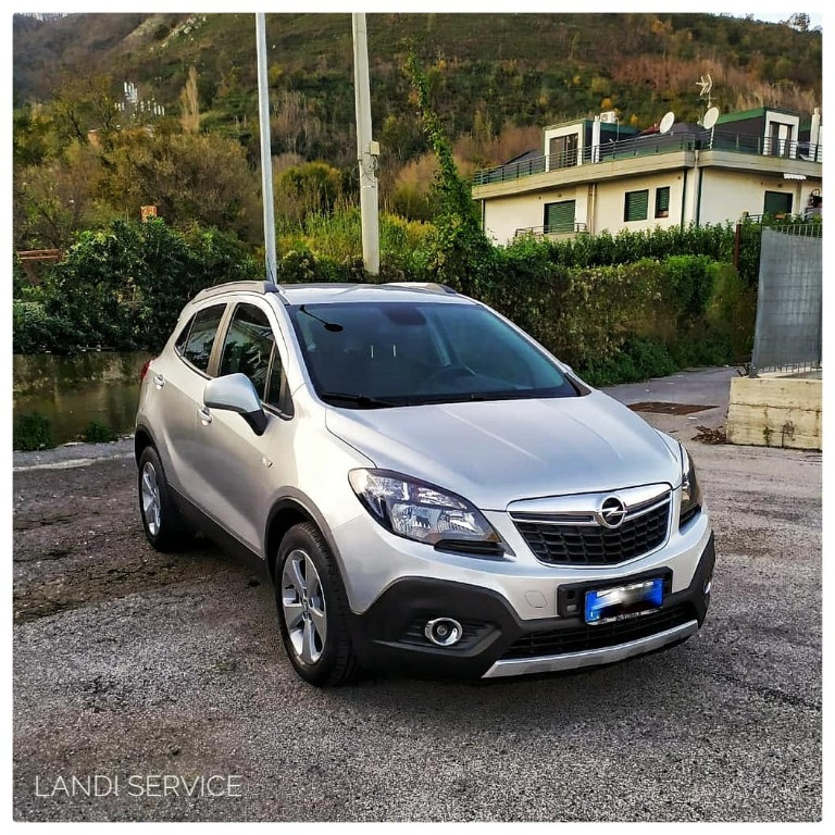 OPEL MOKKA 1.4 BENZ/GPL - FULL OPT. anno 2016 - km 60.000
