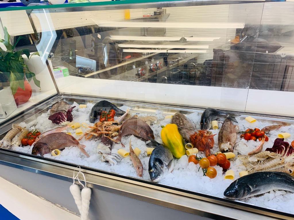 il nostro #banco del #pesce