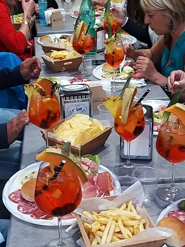 #croccodolce #nocera #aperitivo #cocktail #lunch #cibo #spritz