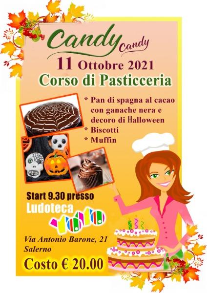 11 Ottobre - Corso di Pasticceria