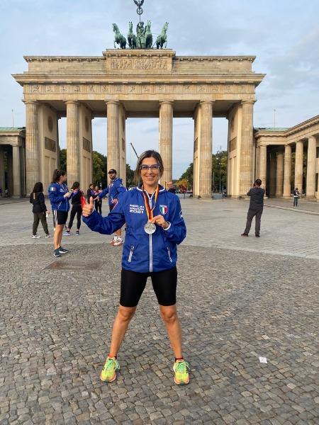 Maria Napoli: da Salerno alla Maratona di Berlino dopo il Covid e un'operazione al crociato