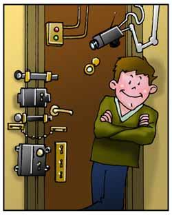 Vivere più sereni nelle vostre mura domestiche? Windotherm è qui anche per questo..