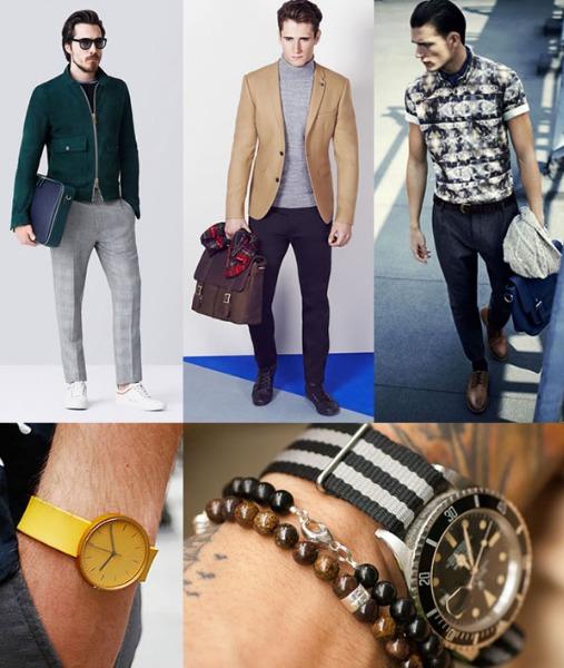 Accessori moda uomo