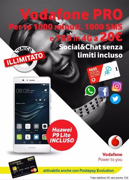 Scopri le ultime offerte Vodafone