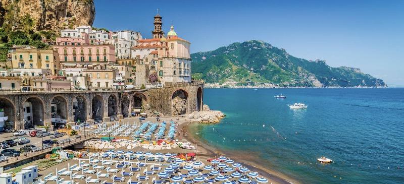 Noleggio Auto con Conducente Salerno Amalfi € 75