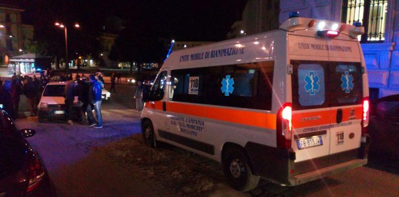 Incidente ad Amalfi. Auto si ribalta. Feriti due turtisti