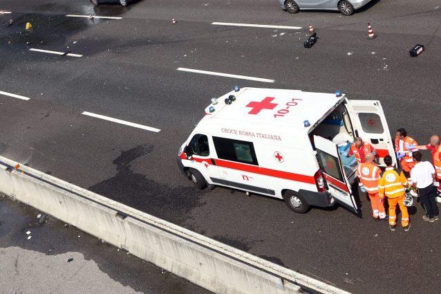 Tragedia a Nocera Superiore, 22enne muore in seguito ad un incidente stradale