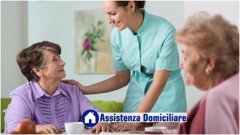 ASSISTENZA SOCIO-SANITARIA DOMICILIARE E OSPEDALIERA
