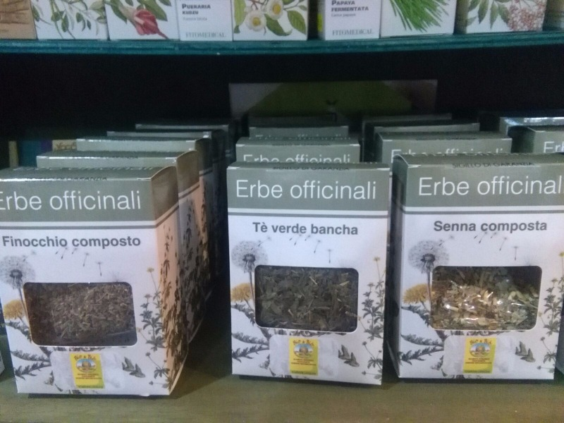 Erbe Officinali