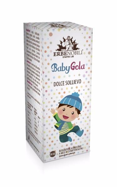 Baby Gola... dolce sollievo...