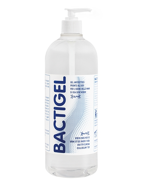 OFFERTA SANIFICANTE GEL MANI - BACTIGEL 75 ml