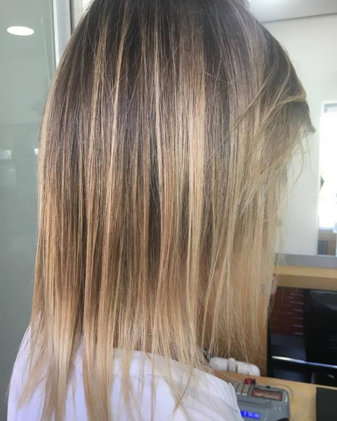 Balayage Blond